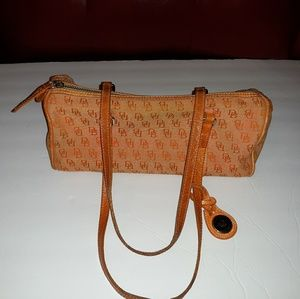 Dooney and Bourke small round bag